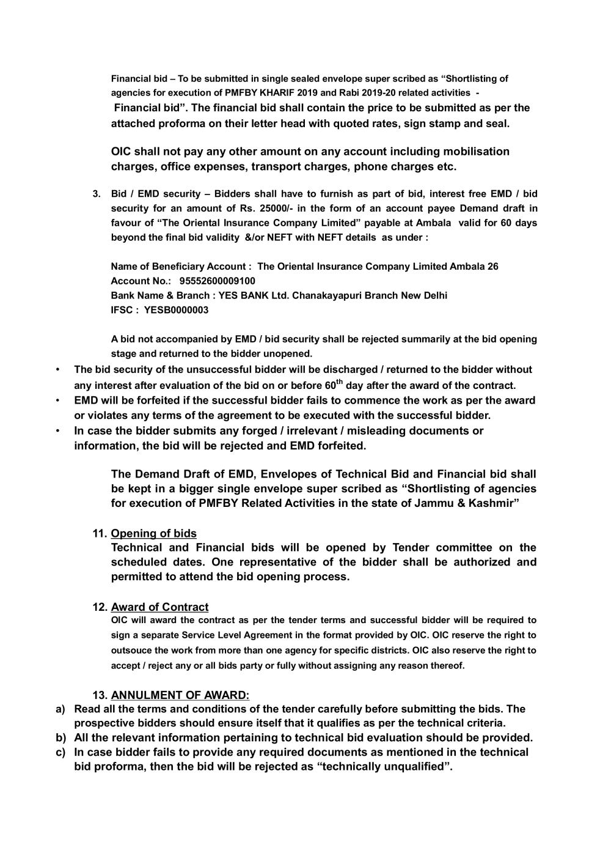 OICL Document - OICL